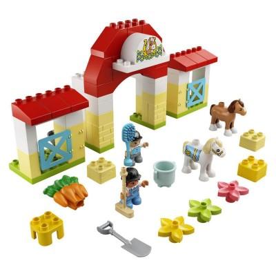 LEGO DUPLO 10951 Stajňa s poníkmi