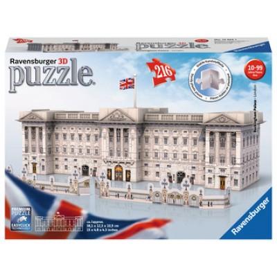 Ravensburger 3D Buckinghamský palác 216