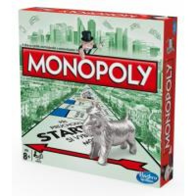 Hasbro Monopoly SK