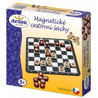 Detoa Magnetické cestovné šachy