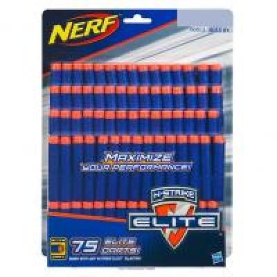Hasbro Nerf Elite Náhradné šípky 75ks