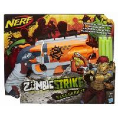 Hasbro Nerf Zombie Strike Hammershot