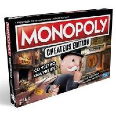Hasbro Monopoly Cheaters SK