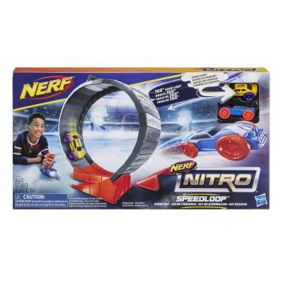 Hasbro Nerf Nitro Speedloop prekážka