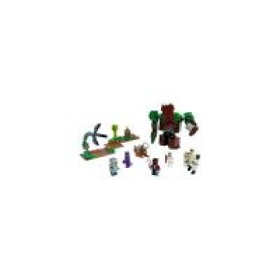 LEGO Minecraft 21176 Príšera z džungle