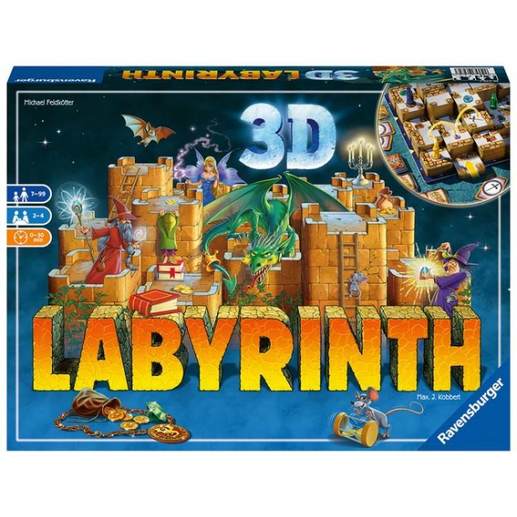 Ravensburger Labyrint 3D