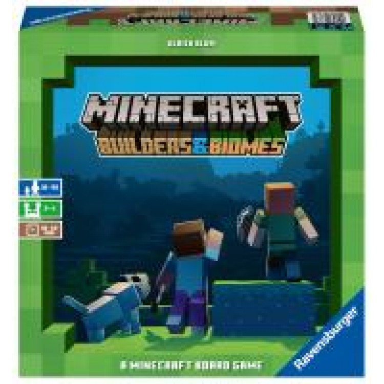 Ravensburger Minecraft