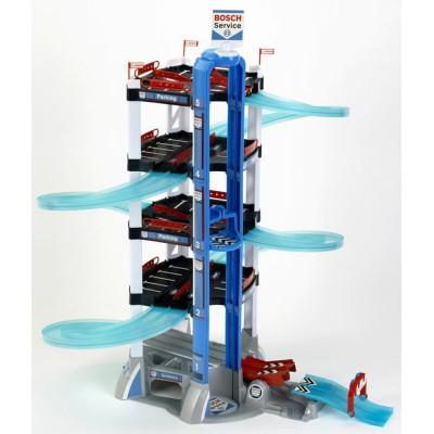 Klein Bosch Garáž 5 poschodí - svietiaca