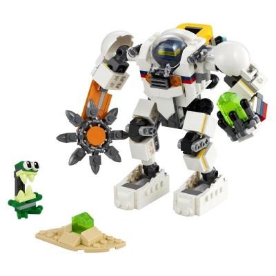 LEGO Creator 31115 Vesmírny ťažobný robot