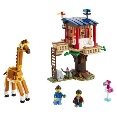 LEGO Creator 31116 Safari domček na strome