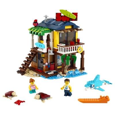 LEGO Creator 31118 Surferský plážový domček