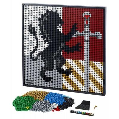 LEGO Art 31201 Harry Potter Erby Rokfortu