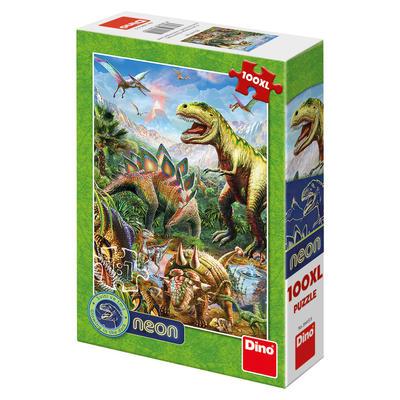 Dino Neon Svet dinosaurov 100