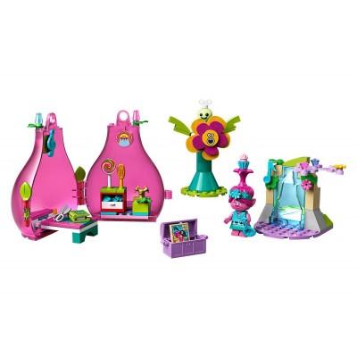 LEGO Trolls 41251 Poppy a jej domček