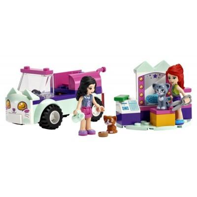 LEGO Friends 41439 Pojazdné mačacie kaderníctvo