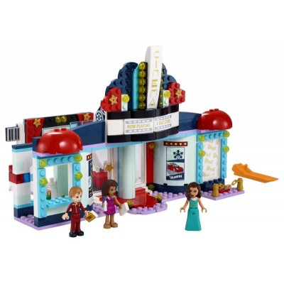LEGO Friends 41448 Kino v mestečku Heartlake
