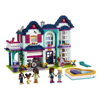 LEGO Friends 41449 Andrea a jej rodinný dom