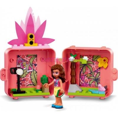 LEGO Friends 41662 Olivia a jej plameniakový boxík