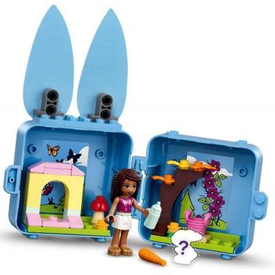 LEGO Friends 41666 Andrea a jej zajačikovský boxík