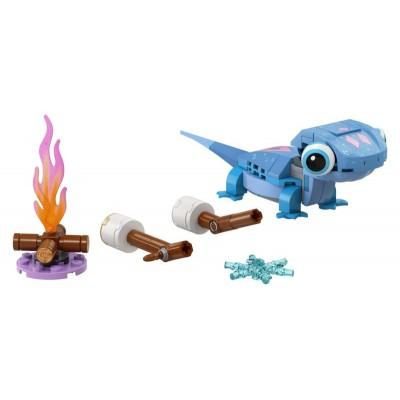 LEGO Disney Frozen II 43186 Salamander Bruni – zostaviteľná postavička