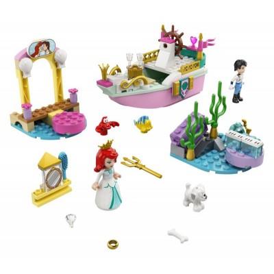 LEGO Disney Princess 43191 Arielina slávnostná loď
