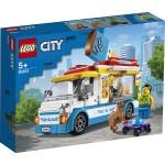 LEGO City 60253 Zmrzlinárske auto