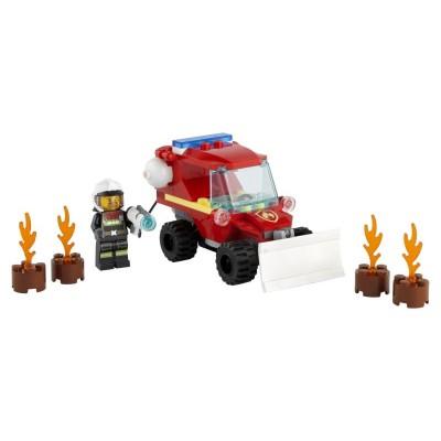 LEGO City 60279 Špeciálne hasičské zásahové vozidlo