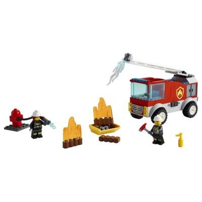 LEGO City 60280 Hasičské auto s rebríkom