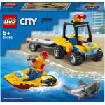 LEGO City 60286 Záchranná plážová štvorkolka