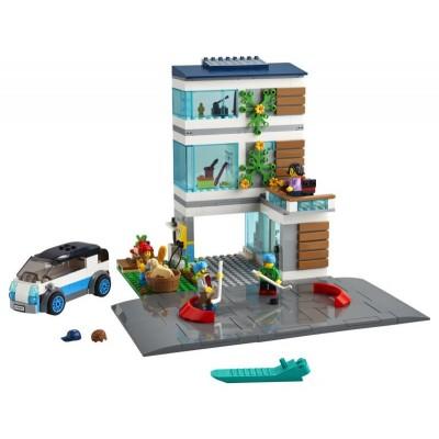 LEGO City 60291 Moderný rodinný dom