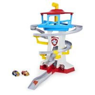 Spin Master Paw Patrol Veža závodná dráha