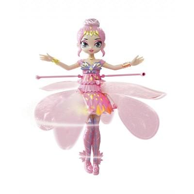Spin Master Hatchimals Lietajúca bábika Pixie ružová