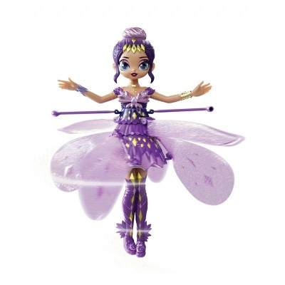 Spin Master Hatchimals Lietajúca bábika Pixie fialová
