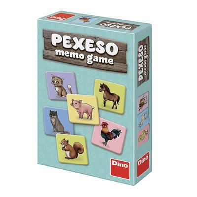 Dino Pexeso Zvieratká