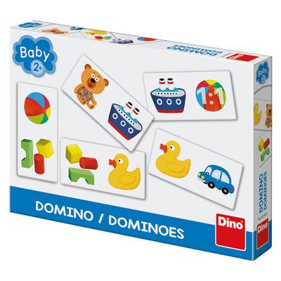 Dino Baby Domino