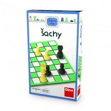 Dino Šachy cestovná hra