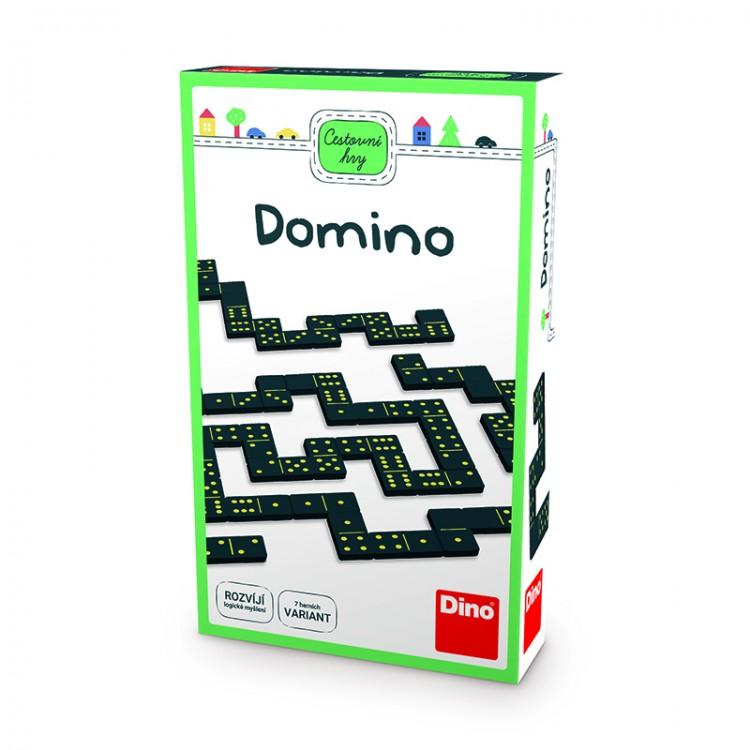 Dino Domino cestovná hra
