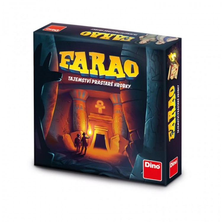 Dino Farao: Tajomstvo prastarej hrobky