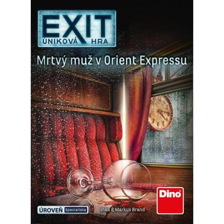 Dino Exit Mŕtvy muž v Orient Expresse