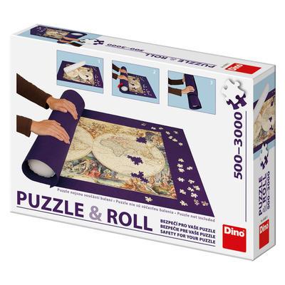 Dino Rolovacia podložka pod puzzle 500-3000