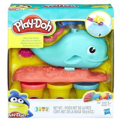 Hasbro Play Doh Veľryba