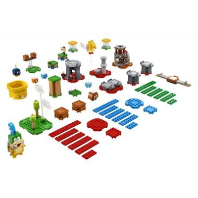 LEGO Super Mario 71380 Set pre tvorcov – majstrovské dobrodružstvo