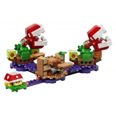 LEGO Super Mario 71382 Hlavolam s piraňou rastlinkou - rozširujúci set