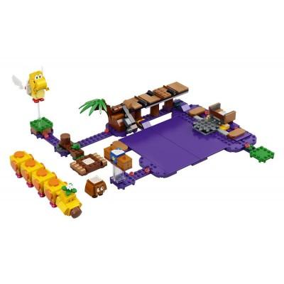 LEGO Super Mario 71383 Wiggler a jedovatý močiar - rozširujúci set