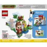 LEGO Super Mario 71385 Tanuki Mario – oblečok