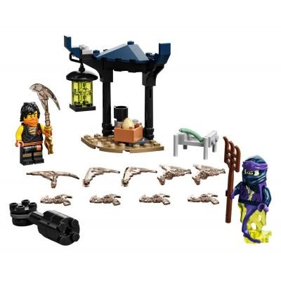LEGO Ninjago 71733 Epický súboj – Cole vs. prízračný bojovník