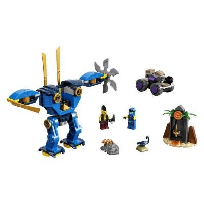 LEGO Ninjago 71740 Jayov elektrorobot