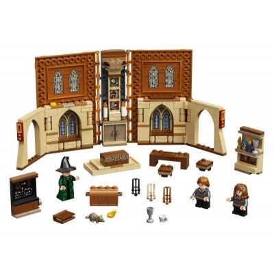 LEGO Harry Potter 76382 Čarovné momenty z Rokfortu: Hodina transfigurácie