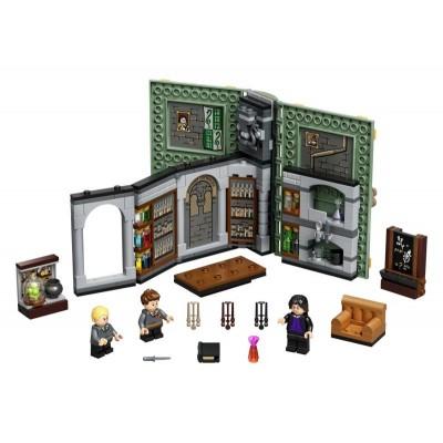 LEGO Harry Potter 76383 Čarovné momenty z Rokfortu: Hodina elixírov