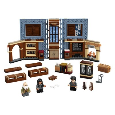 LEGO Harry Potter 76385 Čarovné momenty z Rokfortu: Hodina čarovania